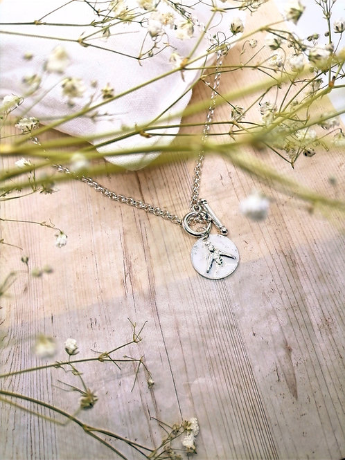 Collier Lupin Blanc