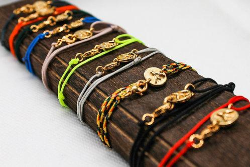 Bracelet Essaim Or