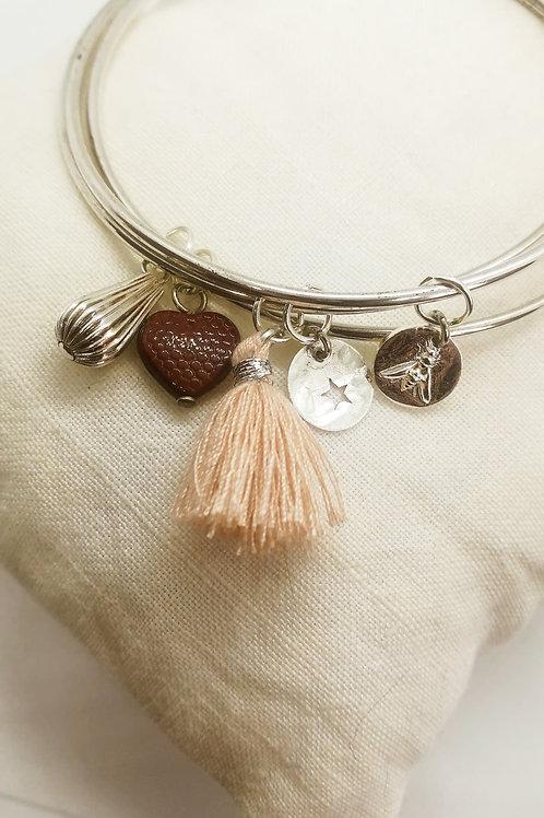 Bracelet Unique Heart