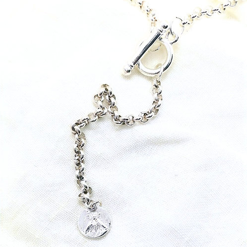 Collier Lupin Argent