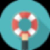 иконка техническая поддержка значок flat
