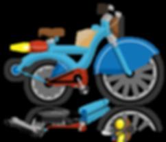 велосипед конструктор