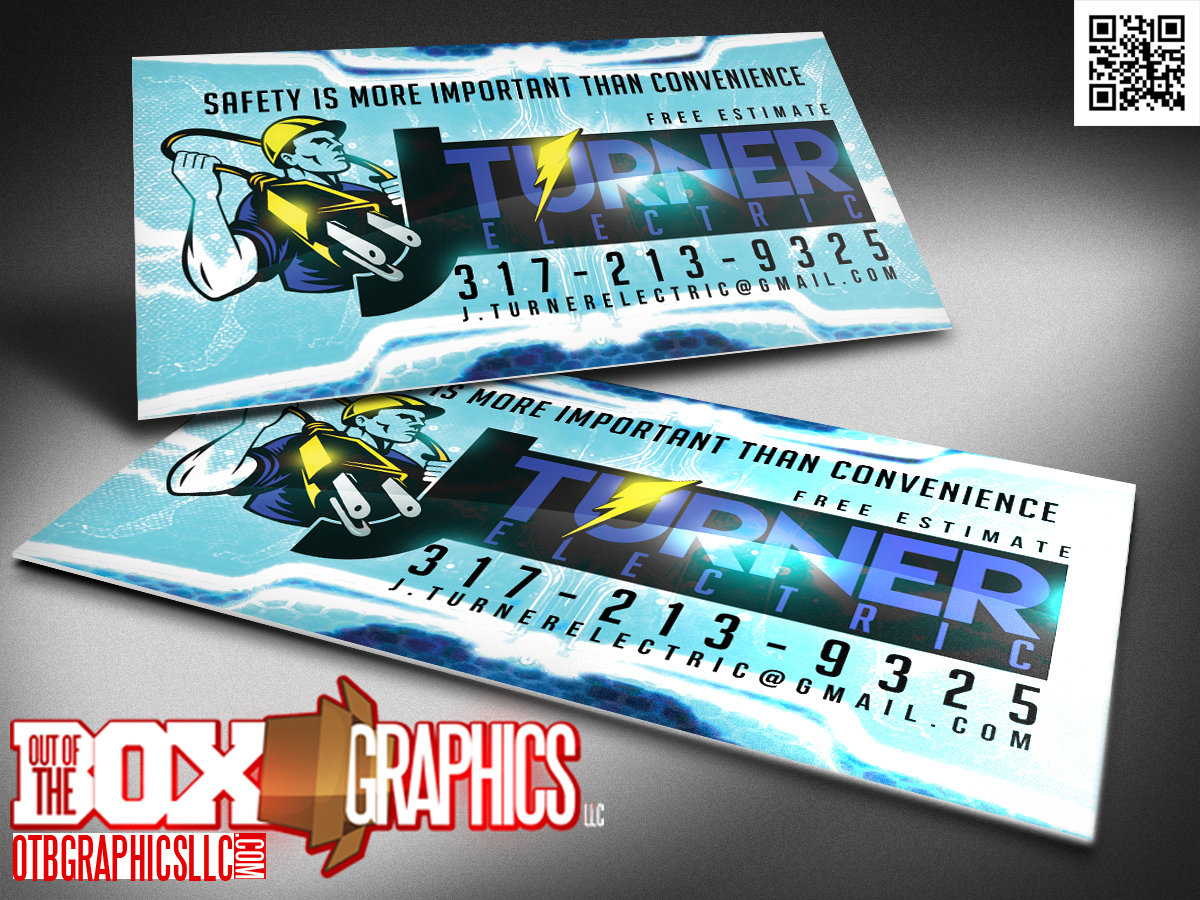 500 BUSINESS CARDS W/DESIGN