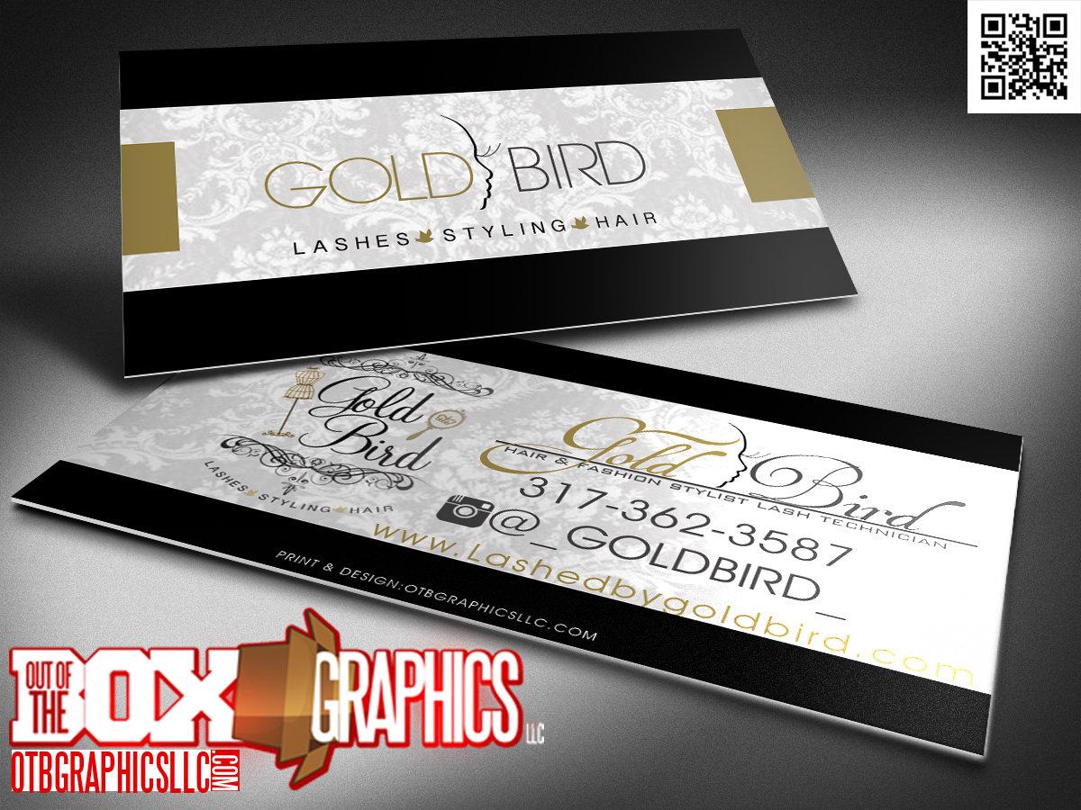 1K BUSINESS CARDS W/DESIGN