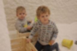 Халотерапия за деца, insaltroom
