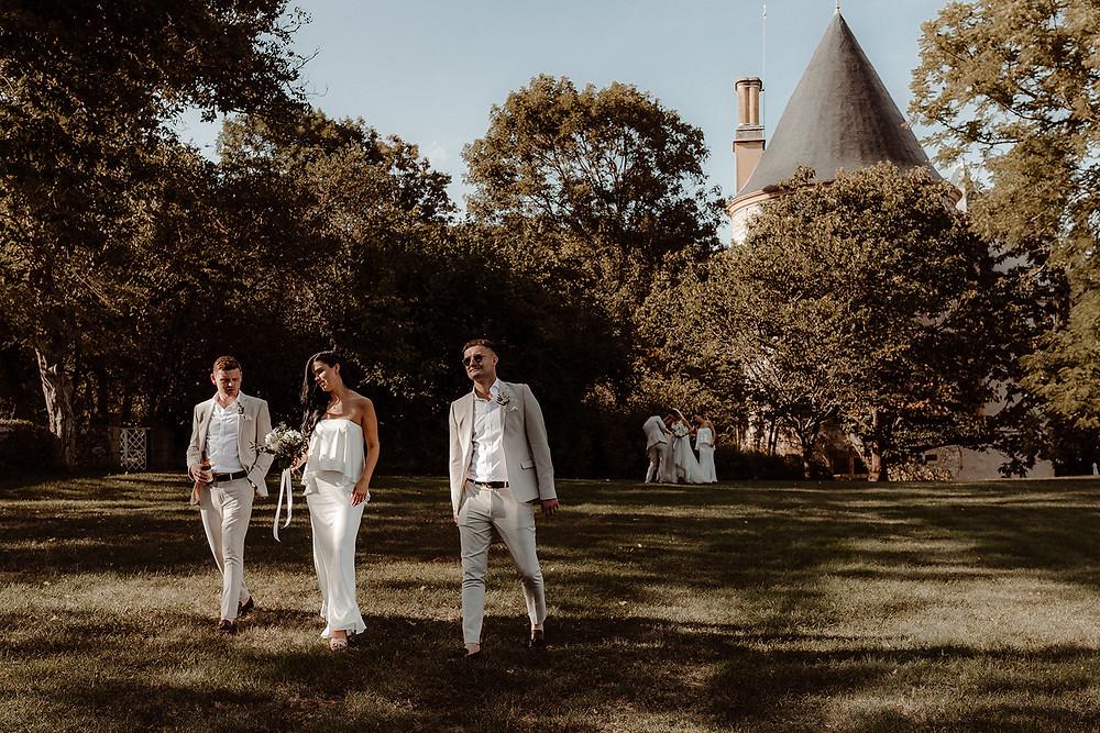 Un mariage au Chateau Saint Martory, Toulouse