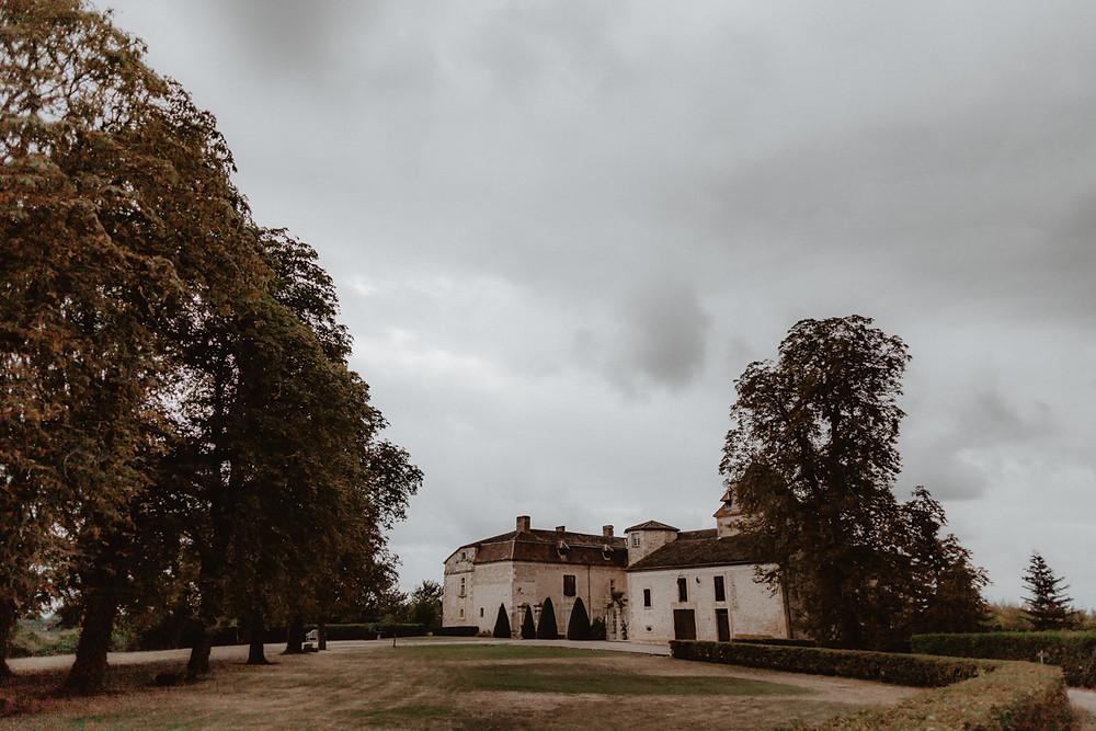 photographe mariage lot et garonne - château Montbeau