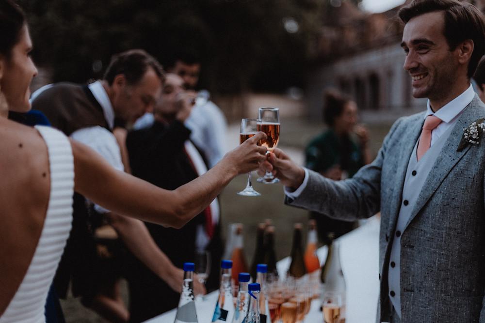 photographe mariage château de Montigny