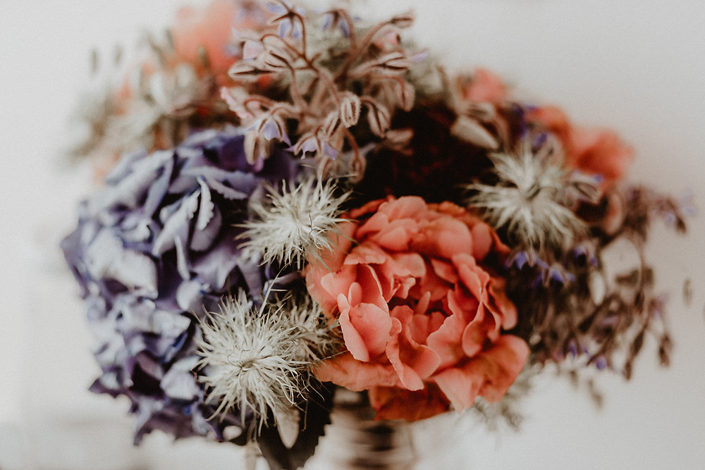 bouquet mariée paris