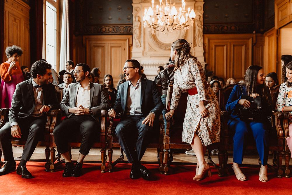 Mariage a la Grange de Bourgoult a Harquency