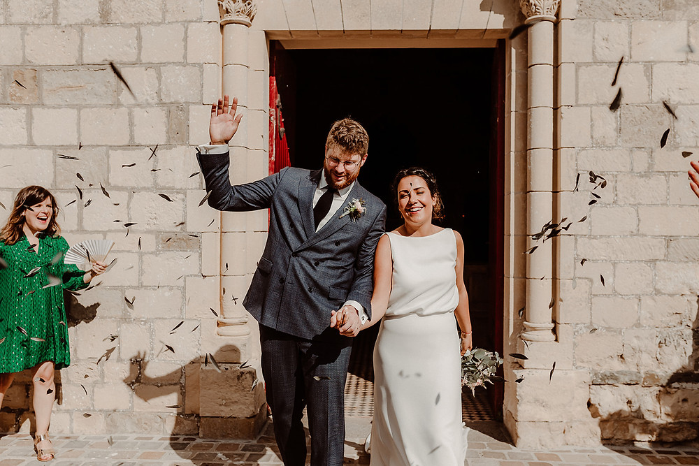 Un mariage au Manoir de la queue du Renard en Normandie