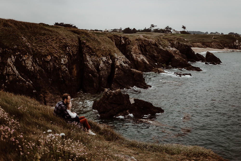 seance photo couple bretagne