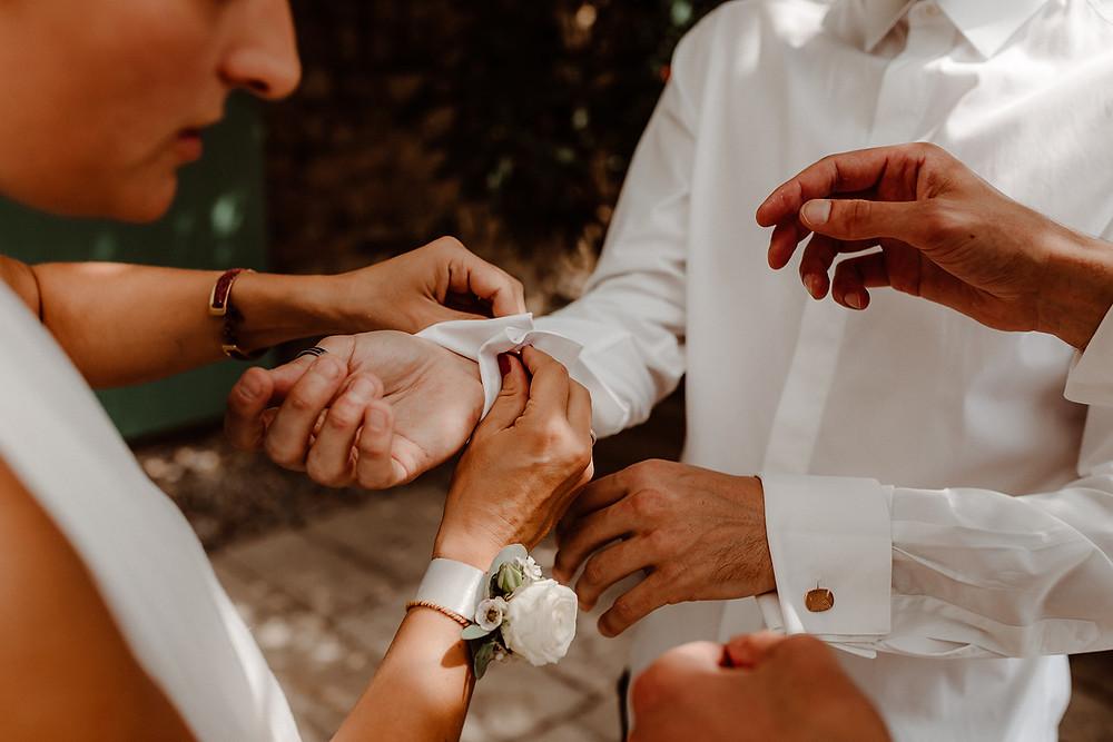 Mariage domaine de la batie-Valence