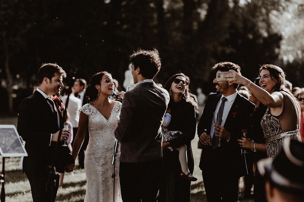 mariage brésilien en France
