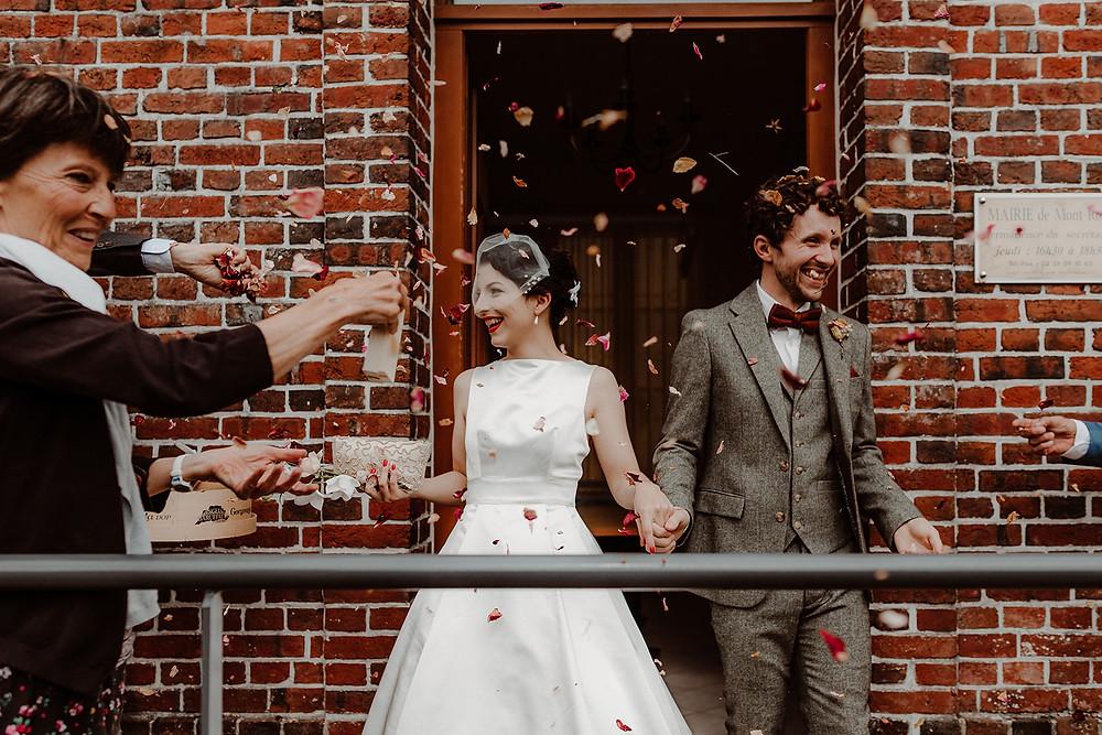 mariage vintage paris
