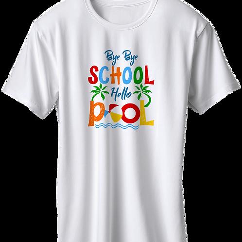 Bye Bye School Hello Pool