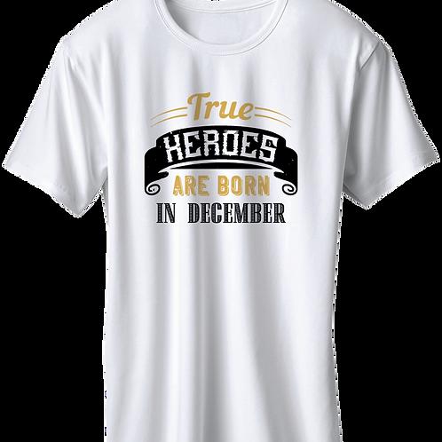 True Heroes Are Born In December