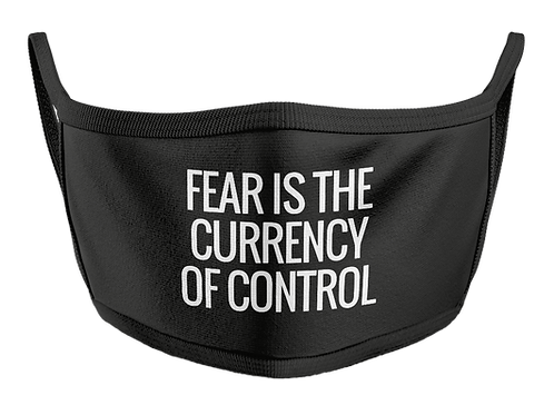 Fear Is The Currency Of Control