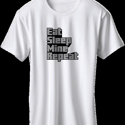 Eat Sleep Mine Repeat