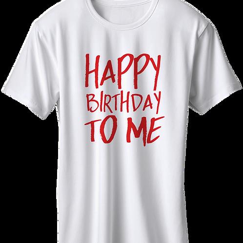 Happy BirthdayTo Me