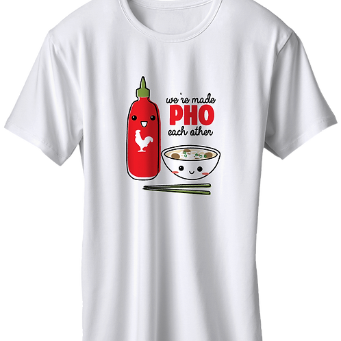 We Are Made PHO Each Other
