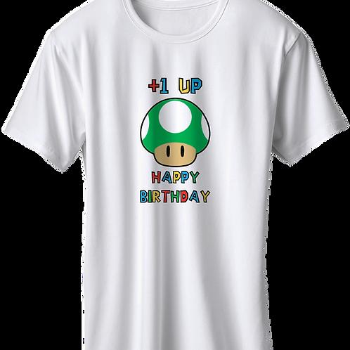 +1 Up Happy Birthday