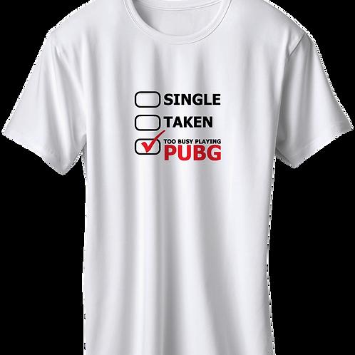 Single Taken PUBG