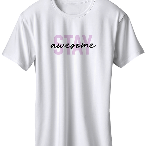 Stay Awesome
