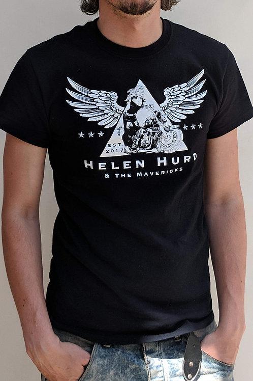 Men's Bike-Wings T-Shirt