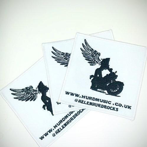 Biker-Wings Patch