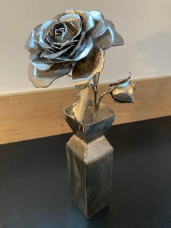"""""""Vase deux roses"""" - n°403"""