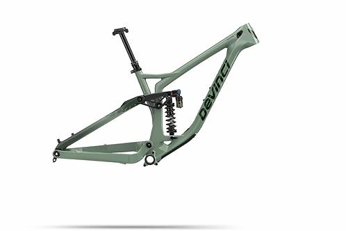 2021 Devinci Spartan Carbon- Frame Only