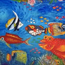 Tropical Fish Fun