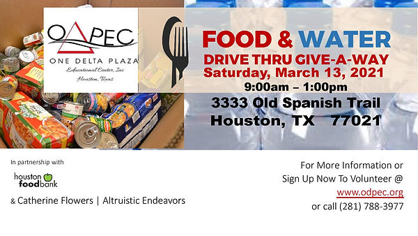 ODPEC.Food and Water Drive Flyer 0313202