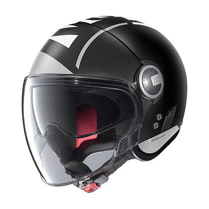 Nolan N21 Visor Avant-Garde Flat Black 76