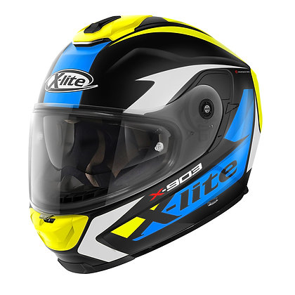 X-lite X-903 Nobiles N-Com Flat Black 15