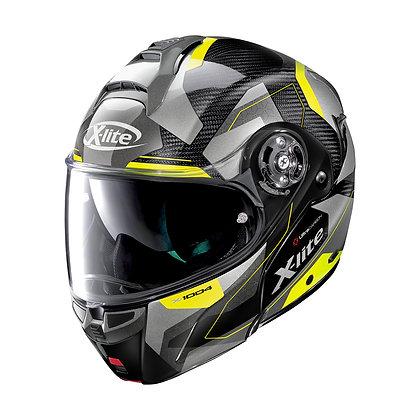 X-lite X-1004 Dedalon N-Com Carbon Glossy Black 18