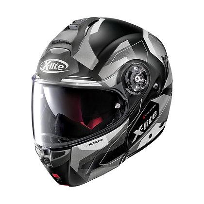 X-lite X-1004 Dedalon N-Com Flat Black 30