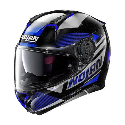 Nolan N87 Jolt N-Com Metal Black 102