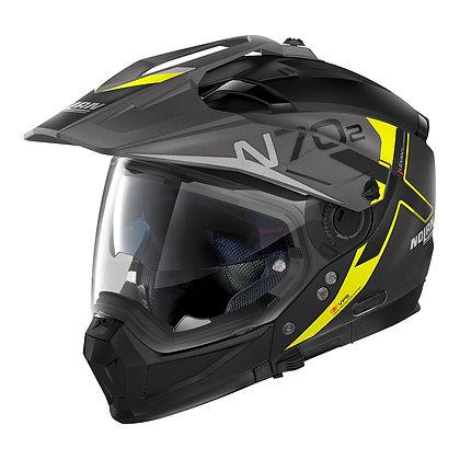Nolan N70-2 X Bungee N-Com Flat Black 36