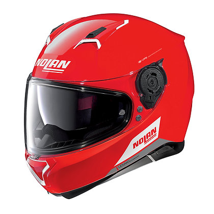 Nolan N87 Emblema N-Com Corsa Red 75