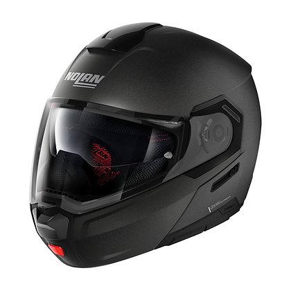 Nolan N90-3 Special N-Com Black Graphite 5