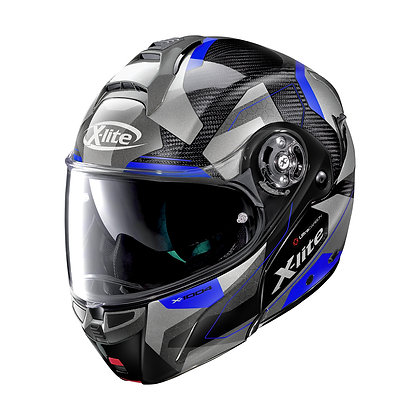 X-lite X-1004 Dedalon N-Com Carbon Glossy Black 19