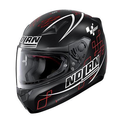 Nolan N60-5 MotoGP Flat Black 89