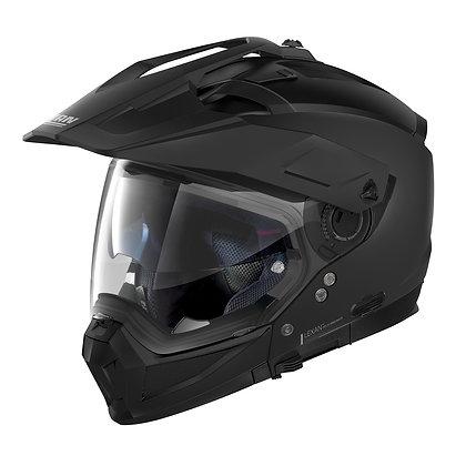 Nolan N70-2 X Classic N-Com Flat Black 10