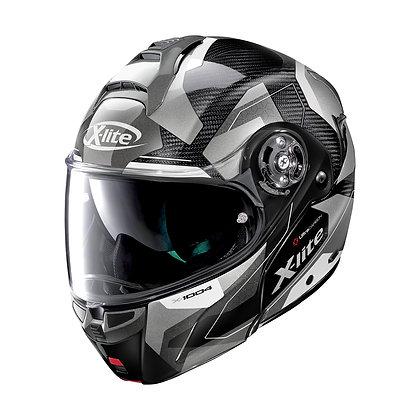 X-lite X-1004 Dedalon N-Com Carbon Glossy Black 16