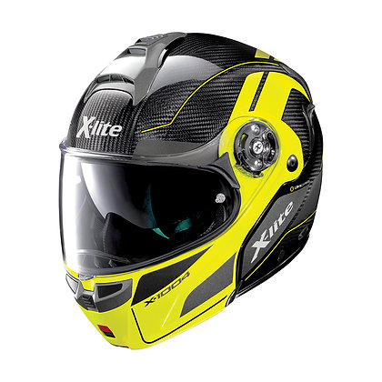 X-lite X-1004 Charismatic N-Com Carbon LED Yellow 14