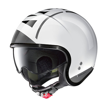 Nolan N21 Avant-Garde Metal White 95