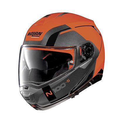 N100-5 Consistency N-Com Flat LED Orange 27