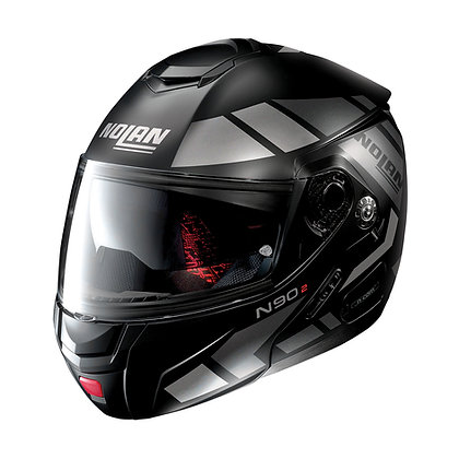 N90-2 Euclid N-Com Flat Black 26